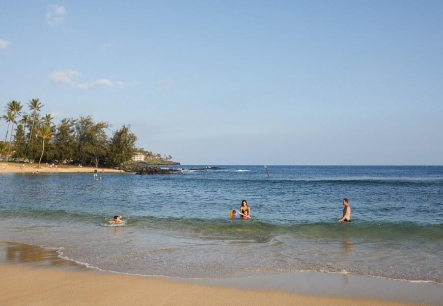 Hawaii Tourism Authority Poipu Beach Alii Kai - Ali'ikai