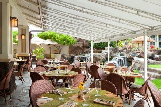 Restaurants Ali Ikai Resort